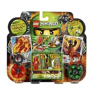 Lego Ninjago – 9591 – Ensemble d'Armes (Import Royaume Uni)