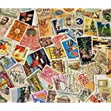 IHC ~ World 100 Different Stamps LOT ( Large and Small )
