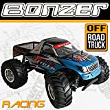 Ferngesteuerter Monstertruck 4WD HBX Bonzer Offroad RC Auto AU1