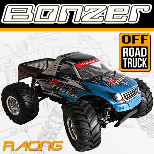 OCS.tec HBX Monstertruck Bonzer Tiger thumbnail
