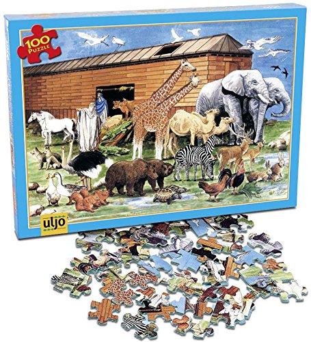 MaMeMi Puzzle 'Arche Noah' 100 Teile,