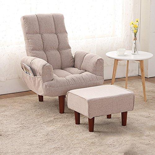 HAIZHEN ZHAIZHEN Chaise Lounge Gravity Chaise pliante multifonctionnelle pliante multifonctionnelle de sofa de chaise longue de loisirs de sofa en bois pour cour extérieure