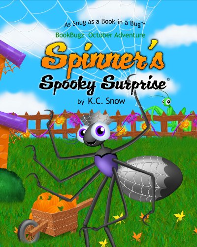 Spinner's Spooky Surprise (BookBugz Adventures) (English Edition)