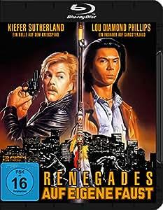 Renegades - Auf eigene Faust [Blu-ray]
