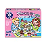 Orchard Toys Where\'s my Cupcake? Game
