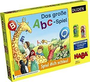 Haba 4688 - große ABC-Spiel