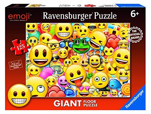 emoji puzzle Ravensburger Italy 09788–Emoji Puzzle 125Stück