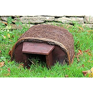 leisure traders outdoor garden hedgehog house - provides shelter and sanctuary Leisure Traders Outdoor Garden Hedgehog House – Provides Shelter And Sanctuary 61NT6NVXpZL