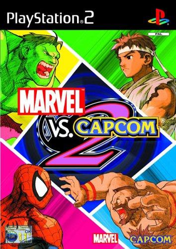 Marvel vs Capcom 2 (PS2) [import anglais] [FR Import]