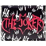 DC Batman Der Joker Verrücktes Haha Schwarz Portemonnaie Geldbörse