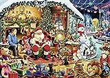 Ravensburger UK 15354Let 's Besuchen Santa Limited Edition 2018Puzzle