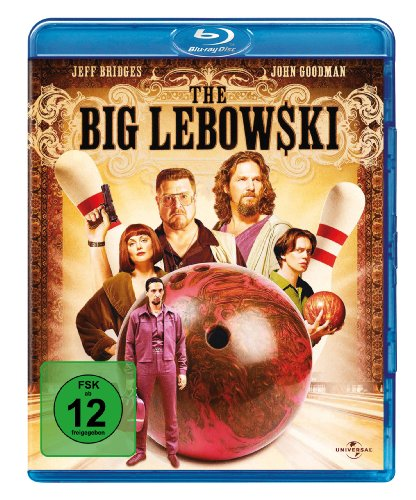 The Big Lebowski 20th Anniversary Limited Edition [Blu-ray]