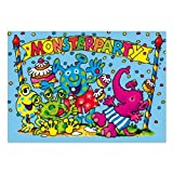 Lutz Mauder Lutz mauder25821 Monster Party Einladung Karten Set