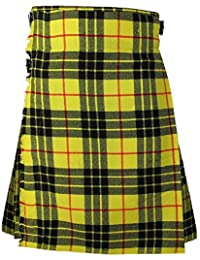 Tartanista - Kilt écossais (Highland) MacLeod Of Lewis - 4,57 m (5 yards)/283 g (10 oz)