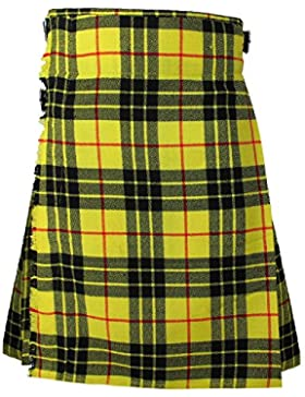 Tartanista - Scottish Highland Kilt - 4,6m/284g (5 Yard/10 oz) - MacLeod Of Lewis - 76-137 cm (UK30-54)