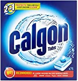 Calgon 2-in-1 75 Water Softener Tablets - Pack of 1 (Total 75 Tablets)