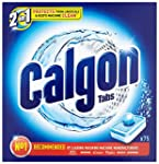 Calgon 2-in-1 75 Water Softener Table...
