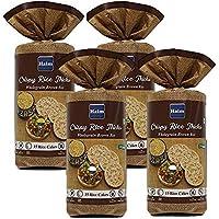 HAIM Organic Wholegrain Brown Rice Cakes (Pack of 4)