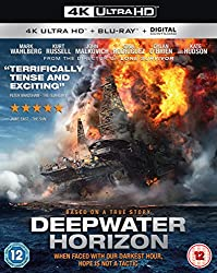 Deepwater Horizon (4K UHD BLURAY) [Blu-ray] [2016]