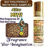 Indra Sugandh Unisex Attar Shahi Mitti Fragrance of Rainy Season (ISB ATTAR)