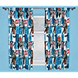 character world 72-inch Disney Star Wars Rebels Tag Curtains