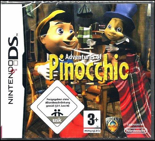 Atari Adventures of Pinocchio - Amazon Videogiochi