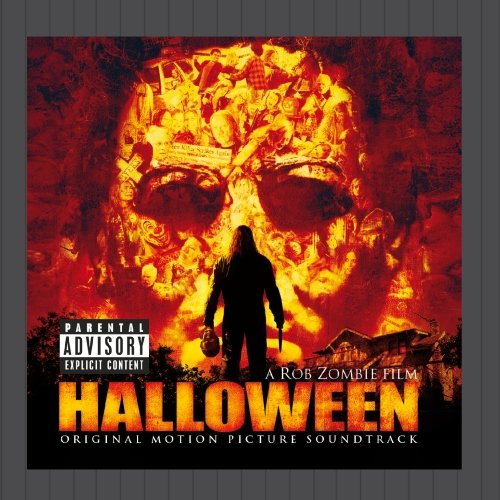 LLOWEEN Original Motion Picture Soundtrack (Explicit Version) (Soundtracks Halloween-rob Zombie)