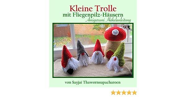 Wichtel häkeln | Weihnachtswichtel Häkelanleitung - Amigurumi DIY ... | 315x600