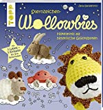 Sternzeichen Wollowbies: Häkelminis als himmlische Glücksboten