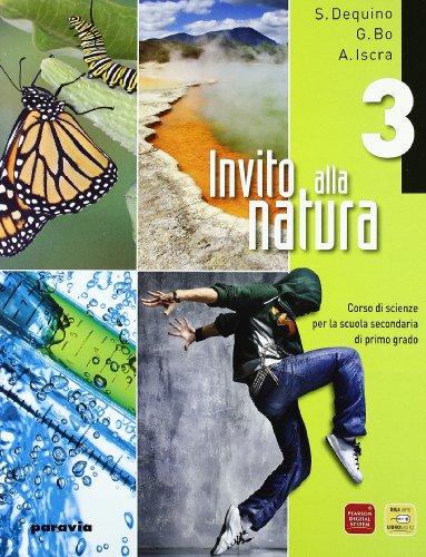 Invito alla natura. Per la Scuola media. Con espansione online: 3