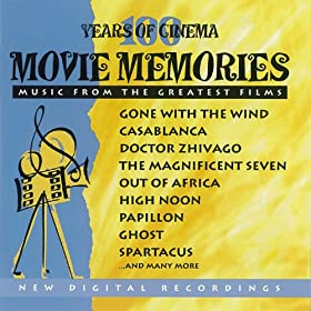 Movie Memories- Music From The Greatest Films