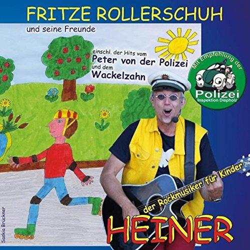 Fritze Rollerschuh und seine Freunde: Rockmusik für Kinder