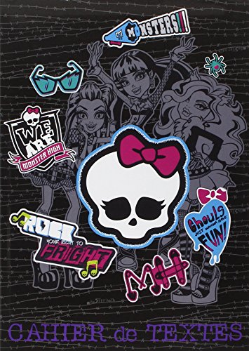 Agenda Monster High (CAHIER DE TEXTES MONSTER HIGH)
