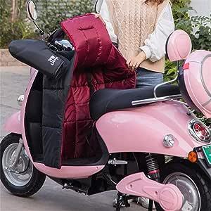 Sincey Motorrad Wetterschutz Motorrad Abdeckplane Beinschutz Roller Universal Bein Roller Regenschutz Motorroller Mit Handschuhe Motorrad Auto
