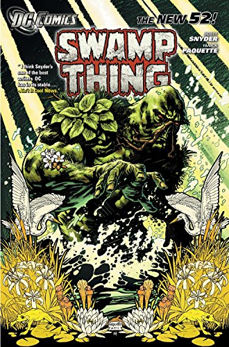 Swamp Thing Vol. 1: Raise Them Bones (The New 52)