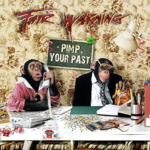 Fair Warning: Pimp Your Past (Audio CD)