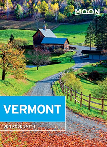 Moon Vermont (Moon Handbooks) (English Edition)