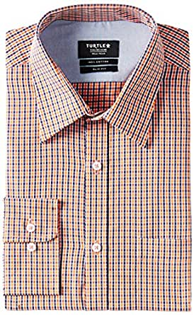 Turtle Men's Formal Shirt (8907101357861 )