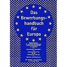 Das Bewerbungshandbuch für Europa