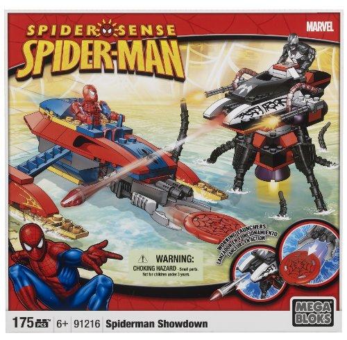 Marvel Mega Bloks Spiderman - Juego espectáculos