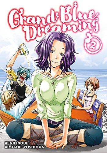 Grand Blue Dreaming 2 por Kimitake Yoshioka