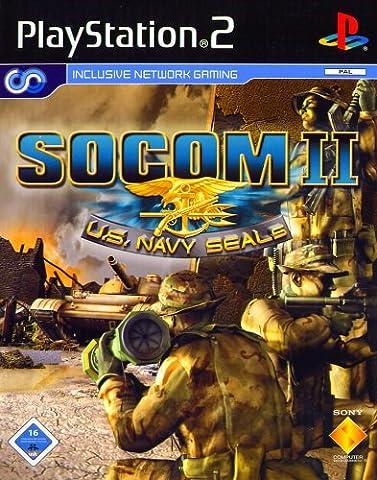 SOCOM II: U.S. Navy SEALs inkl. Headset (Headset Seal)