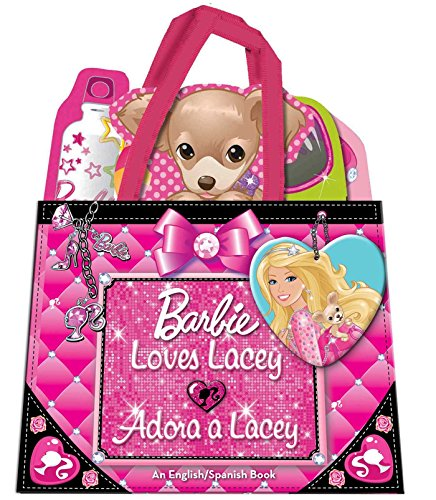 Barbie Loves Lacey/Adora a Lacey (Barbie (Reader's Digest Children's Publishing))
