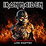 Iron Maiden: Book of Souls:the Live Chapter (Audio CD)