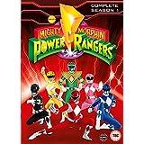 Mighty Morphin Power Rangers - Complete Season 1