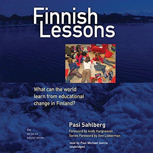 Finnish Lessons  Audiolibri