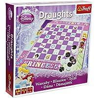 Sambro GAM-605-01 Disney Princess Draughts Board Game