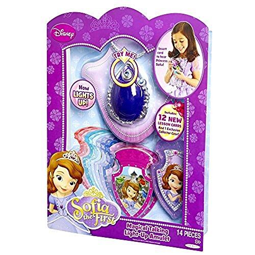 Disney Die Erste Sofia Kostüm (Sofia Die Erste Schmuck - für Kostüm Princess Sofia (Jakks Pacific UK)