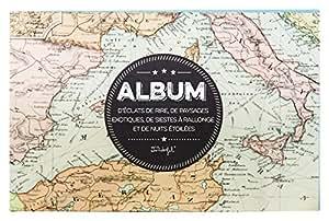 Album de voyage - Partons nous perdre quelque part