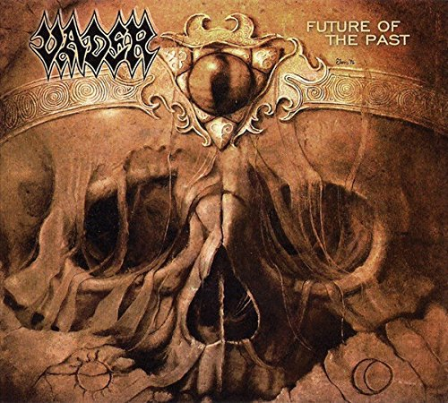 Vader: Future of the Past (Audio CD)